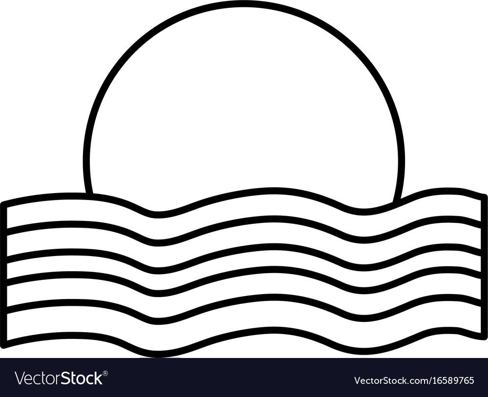 Sunset icon image