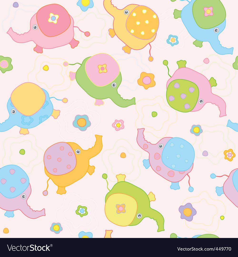 cute background royalty free vector image vectorstock