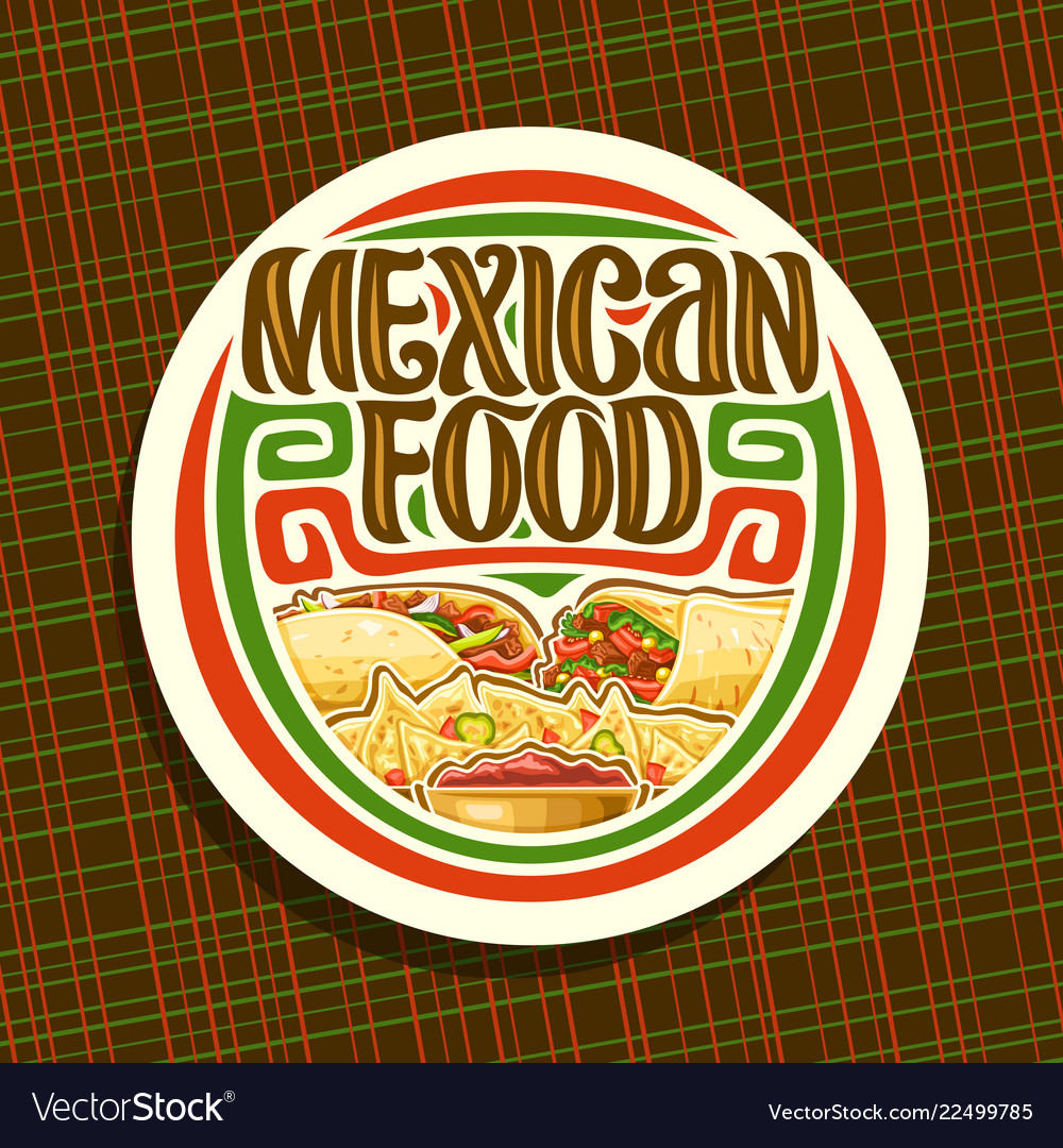 Logo for mexican food