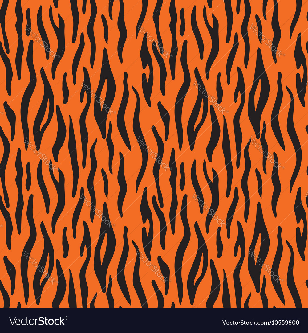 Tiger Pattern Best Decorating Design