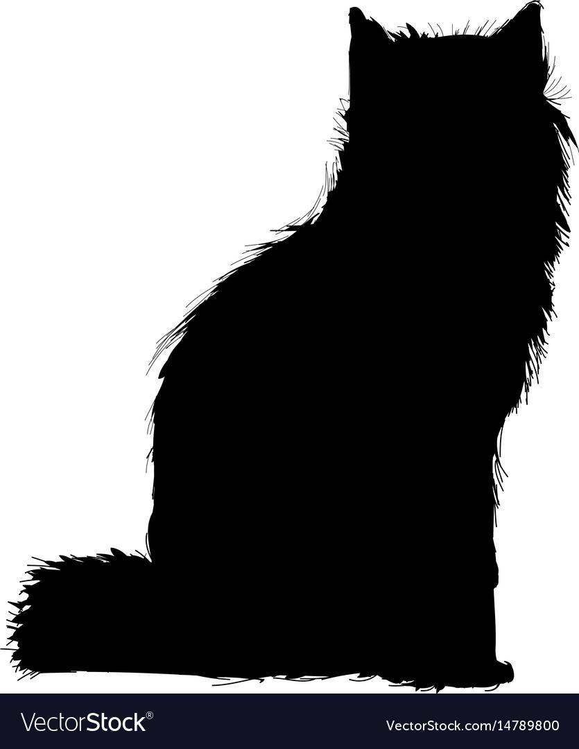 Wolf wildlife animal image is pictogram pencil