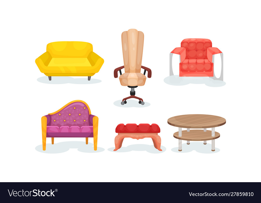 Diffe Types Of Chairs For Designer Work