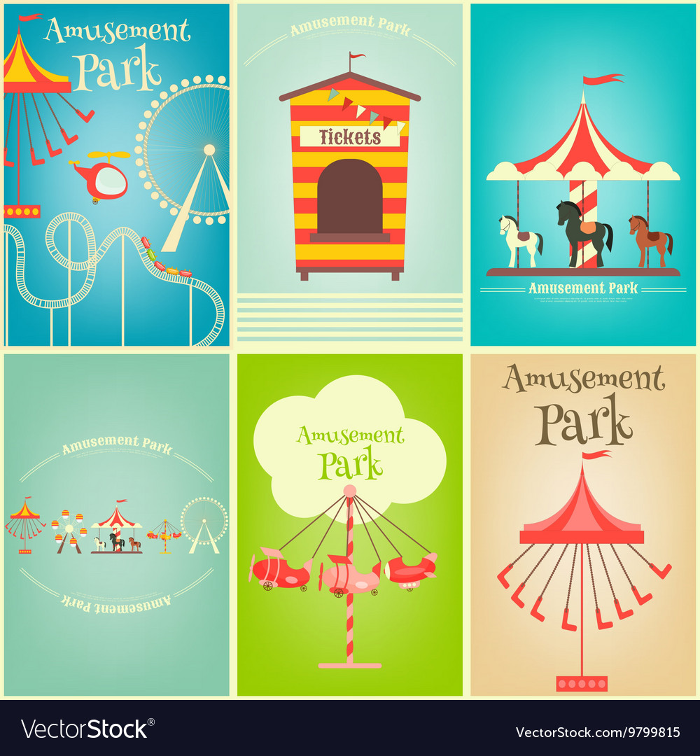 Amusement Park posters