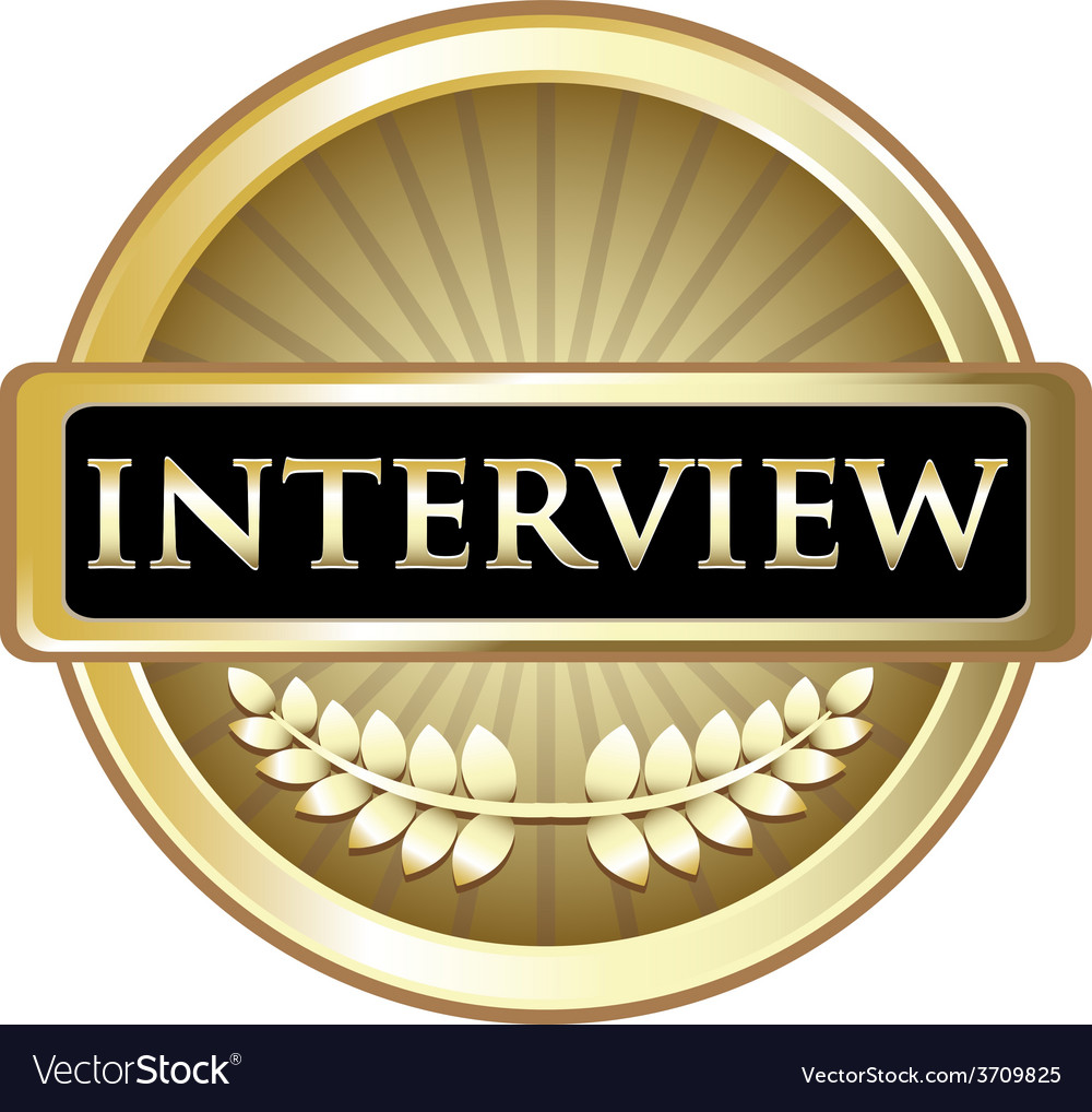 Interview Gold Label