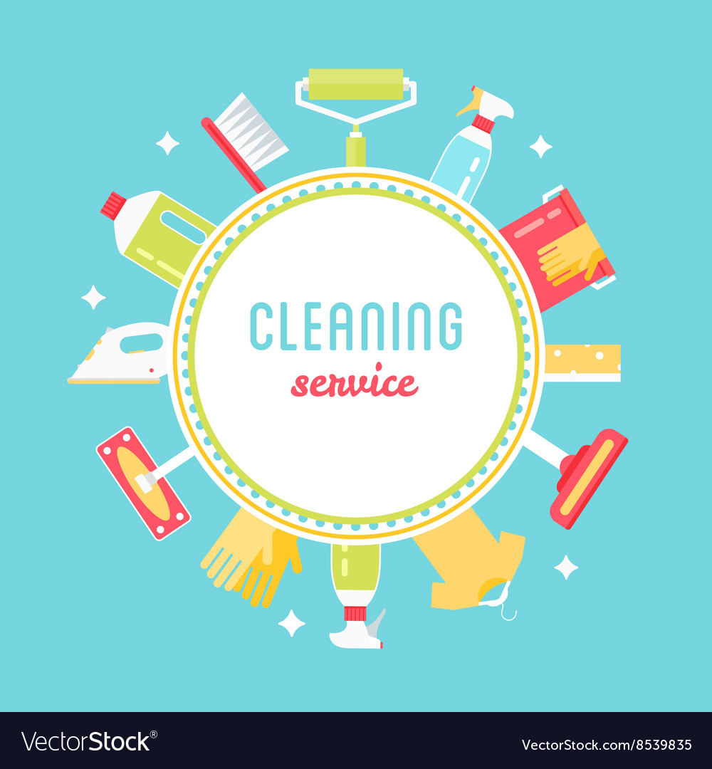 Cleaning Service Sign
