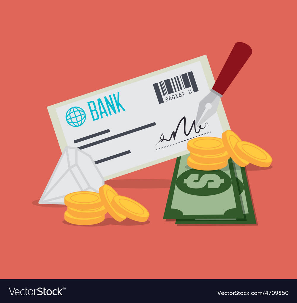 Design Bank Twist.Money Design Royalty Free Vector Image Vectorstock