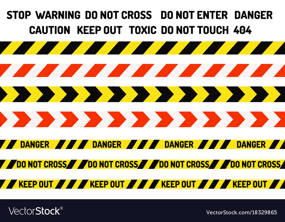 Prohibition signs industry production