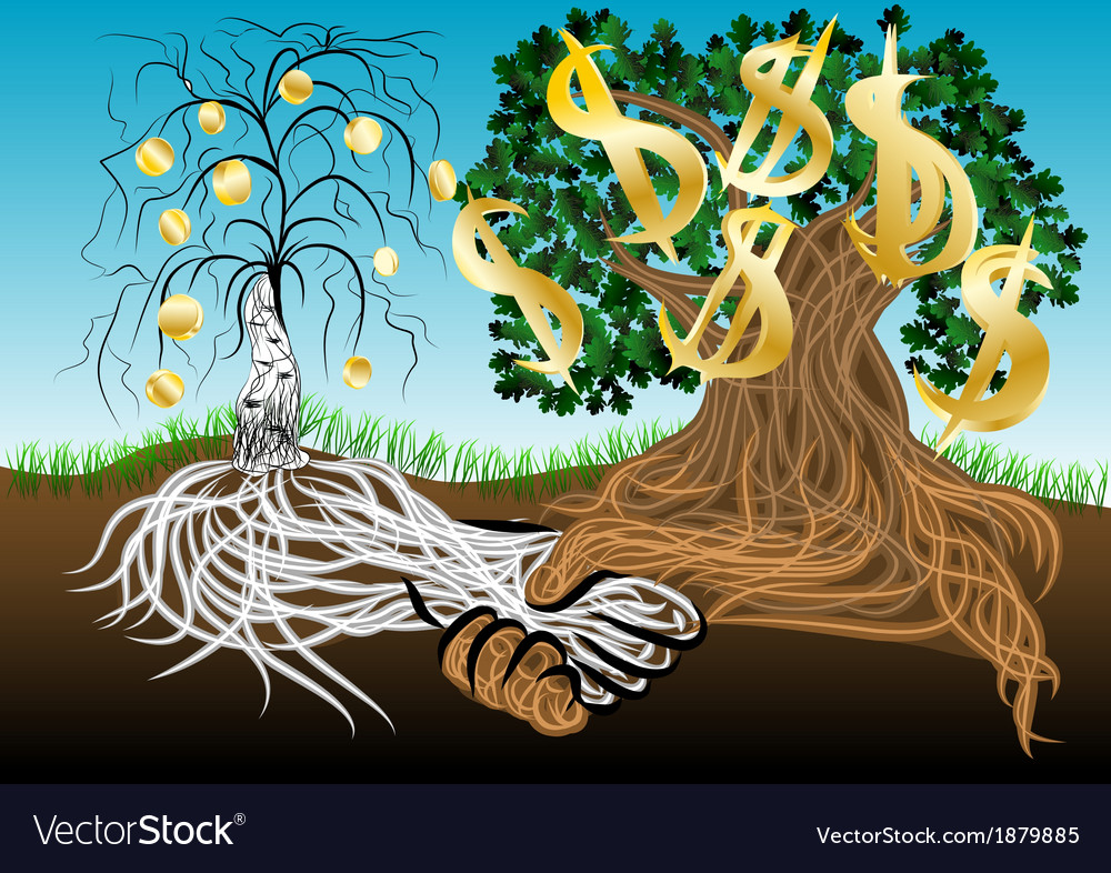 Conclusion Of The Agreement Royalty Free Vector Image