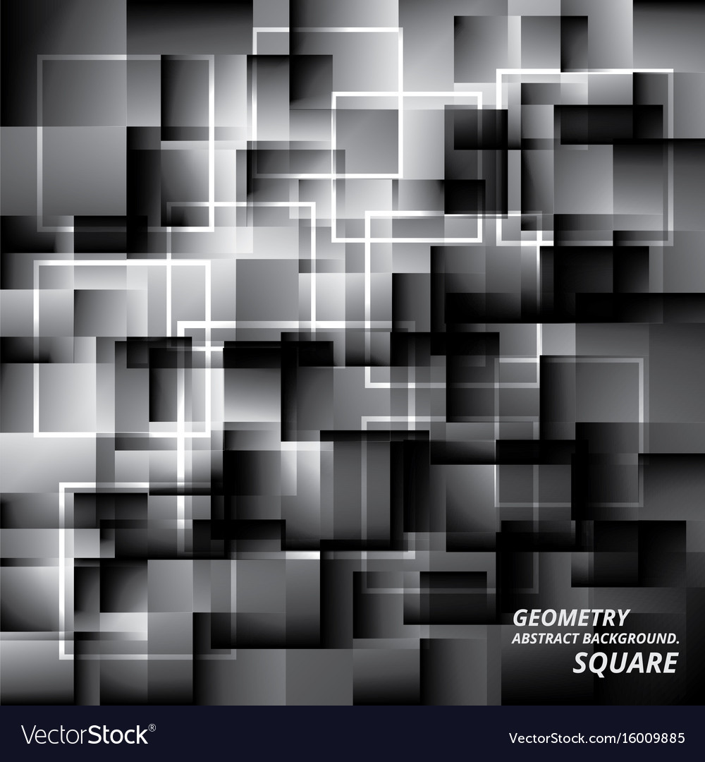 Geometry abstract background pattern square