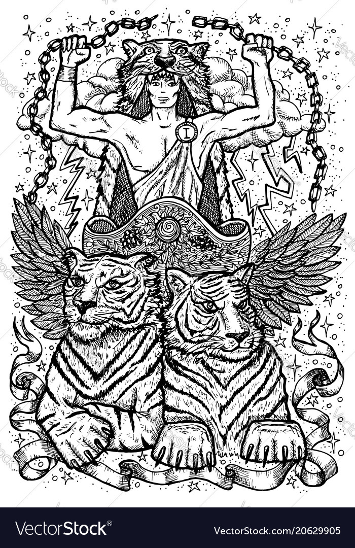 Tiger symbols