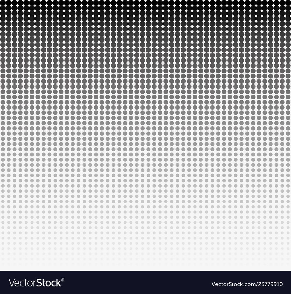 Seamless halftone circle dots abstract