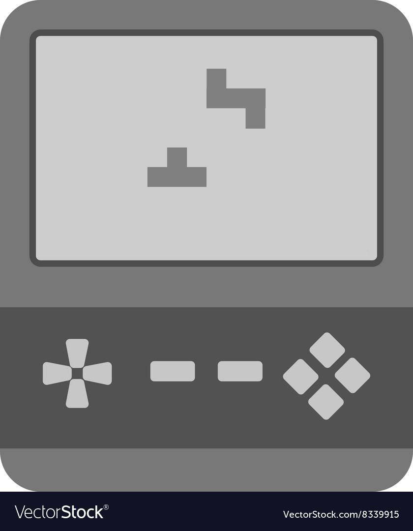 Brick Game Vector Image