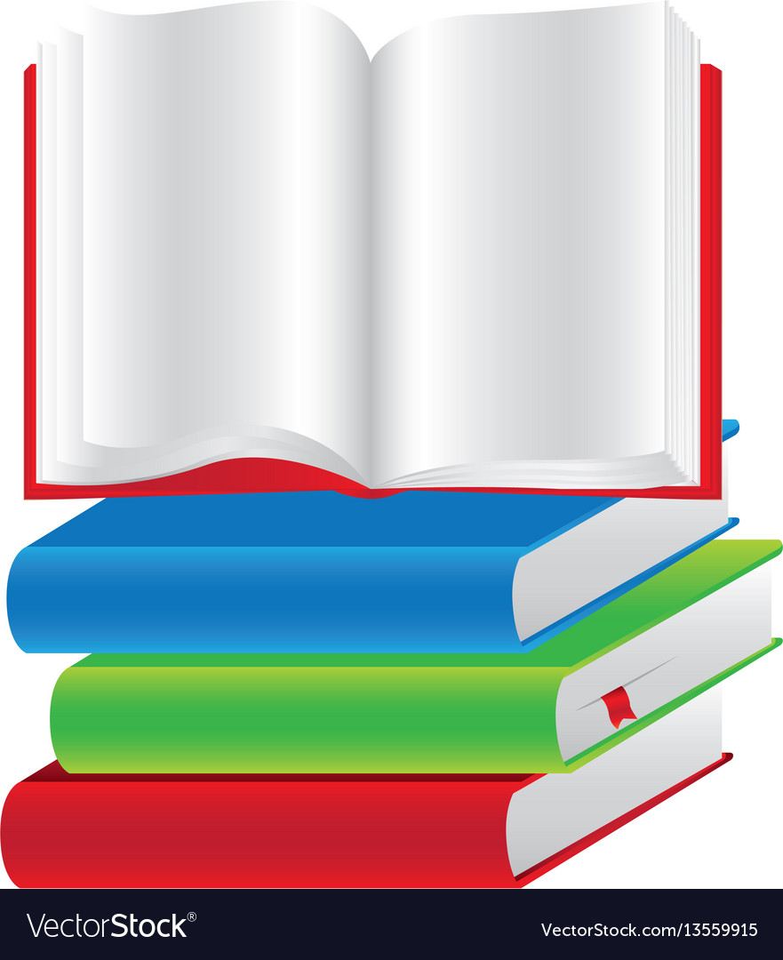 open book vector - HD881×1080
