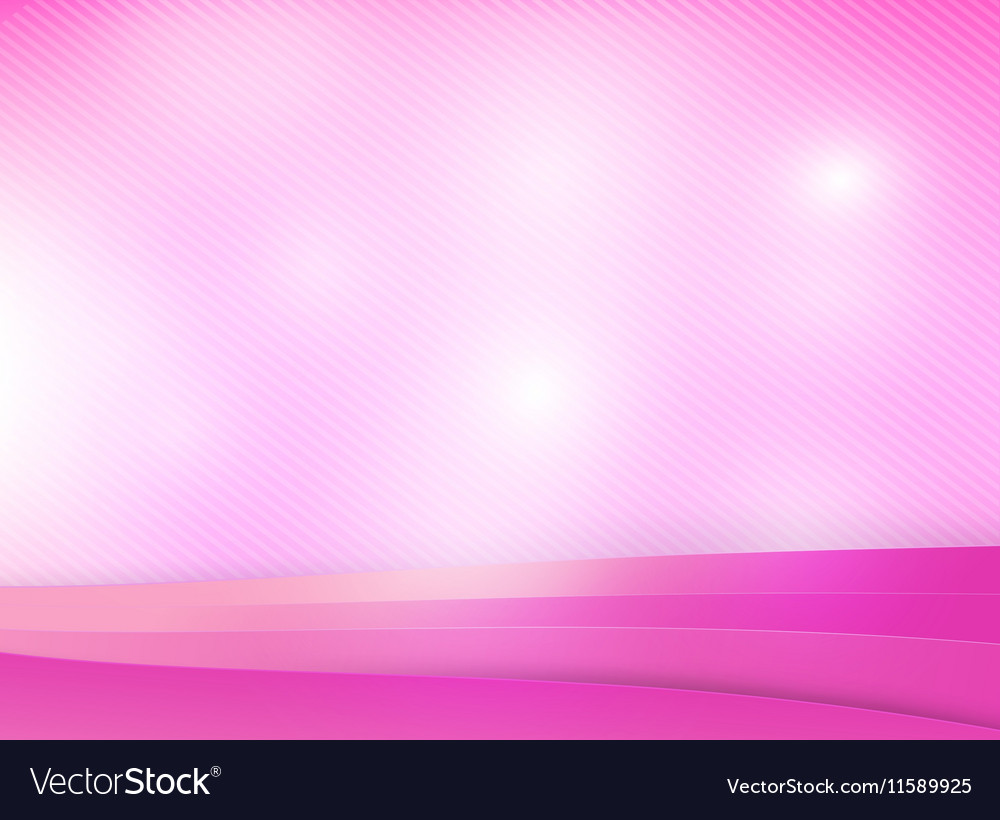 Abstract background pink curve and layed element