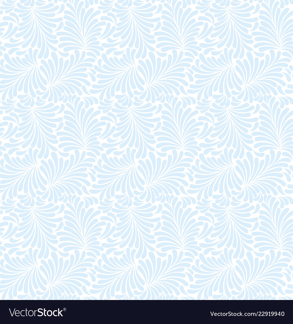 Frost seamless pattern background and