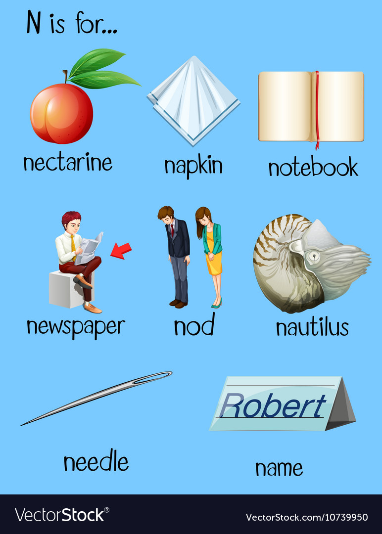 Words That Begin With The Letter P