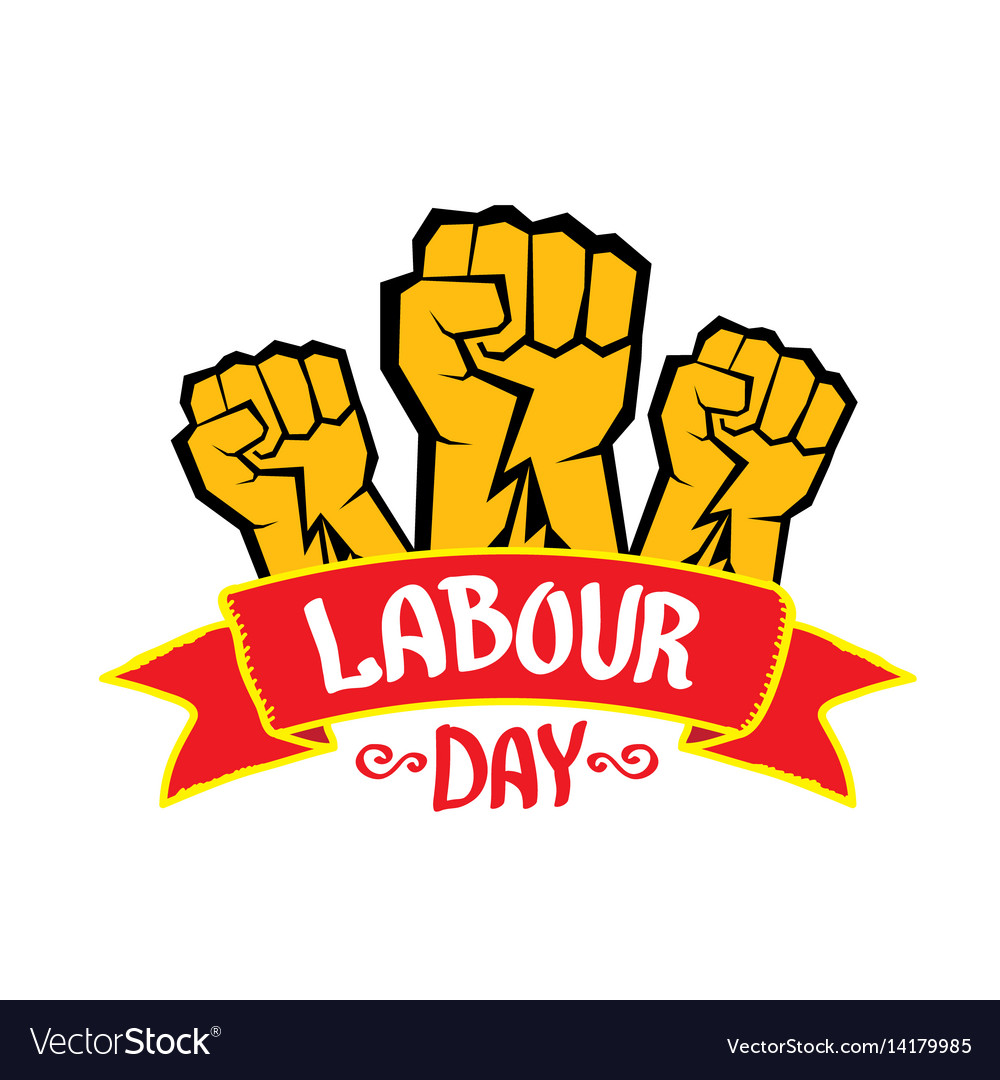 1 May Labour Day Labour Day Poster Royalty Free Vector