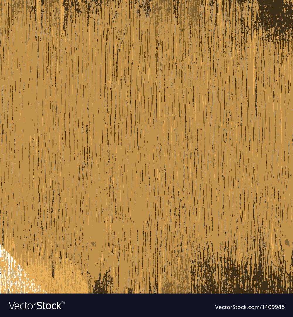 Dark Wood Texture vector image