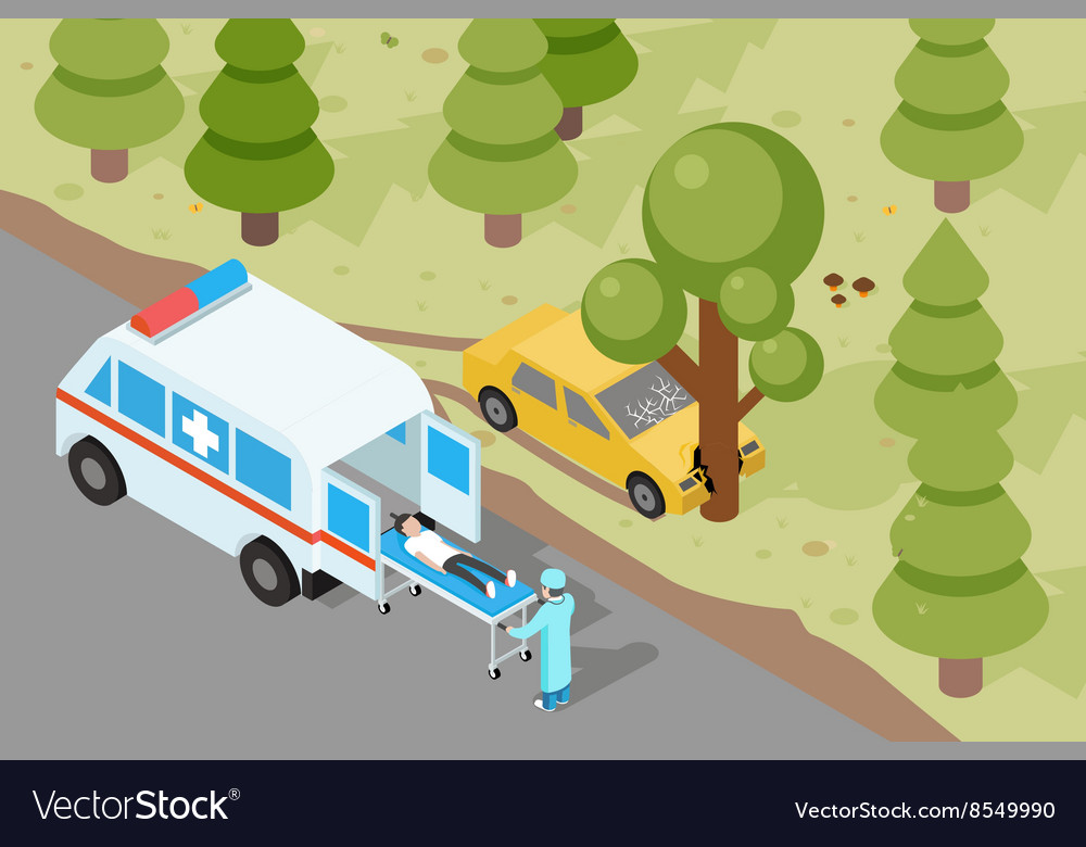 Ambulance Emergency medical accident evacuation