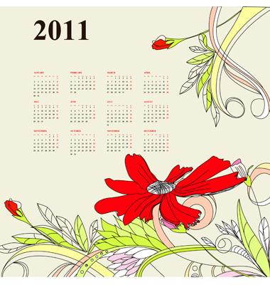 calendar of 2011. calendar 2011 template.