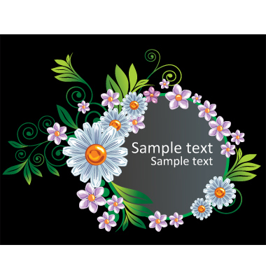 flower clip art borders. free flower clip art borders.