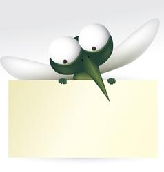 mosquito05 vector image