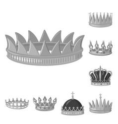 Design jewel and vip logo set jewel vector