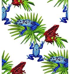 Frog Pattern3 vector