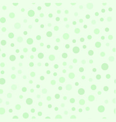 Green circle pattern seamless vector