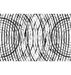 Interference grunge vector