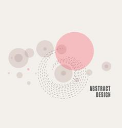 abstract modern technology futuristic twirl design vector image