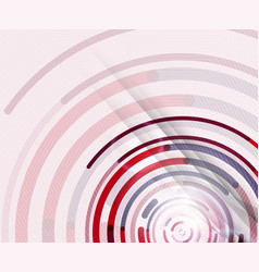 Circular lines circles geometric abstract vector