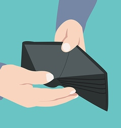 Empty wallet broke vector