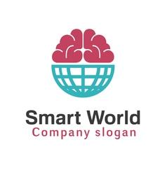 Smart World Design vector