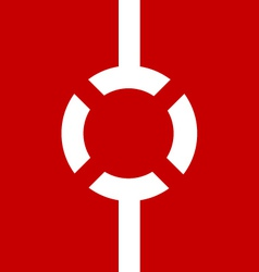 Lifebuoy logo vector