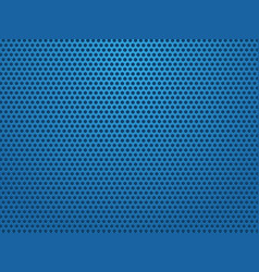 abstract blue metalic texture vector image