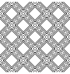 celtic seamless pattern vector image vector image