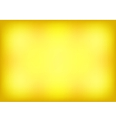 Yellow Gold Celebrate Blur Background vector image vector image