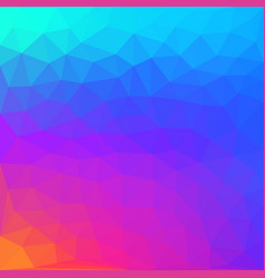 abstract polygonal background blurry triangle vector image