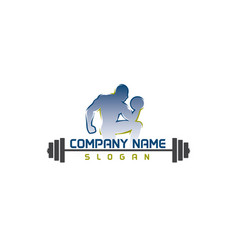 Gym logo 4 vector