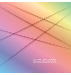 abstract background design template modern vector image