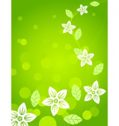 spring2 vector image