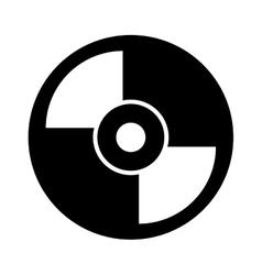 long play retro music vector image vector image