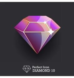 DiamondSet vector image
