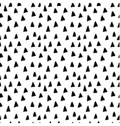 hand drawn seamless pattern seamless pattern can vector image