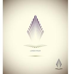 logo Real estate company concept design template vector image vector image