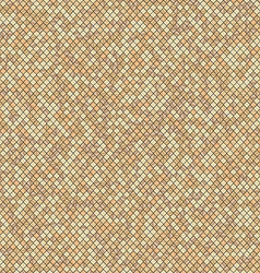 Square Mosaic Texture 2 vector image vector image