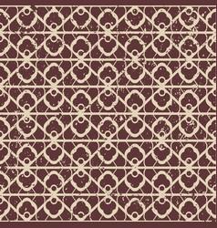 grunge ornamental background vector image