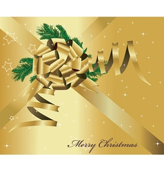 Present Wrapping with Ribbon vector