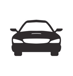 car transportation vehicle vector image